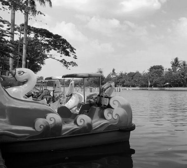 setu babakan Water Activities