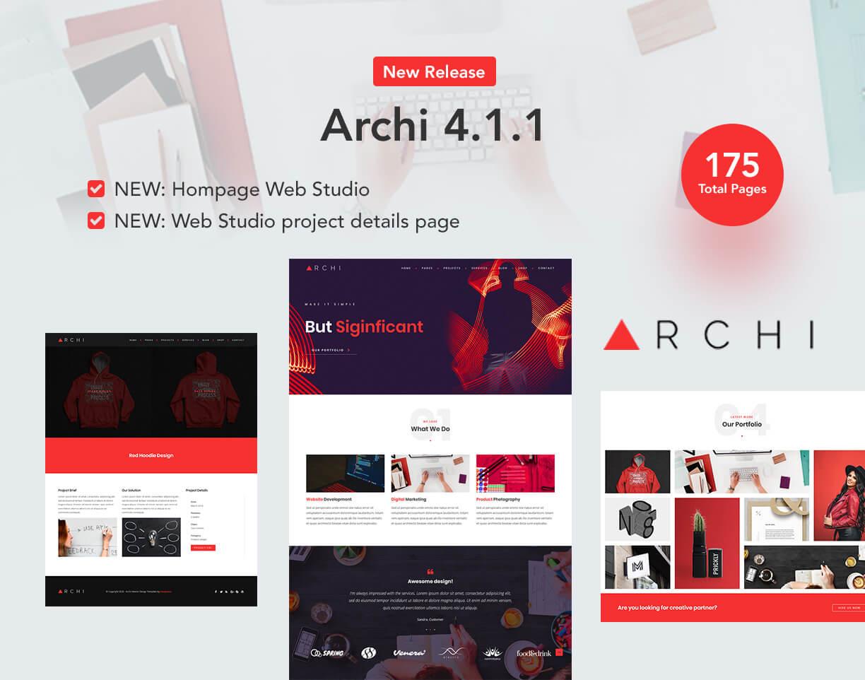 Archi - Multipurpose Interior Design Website Template - 4