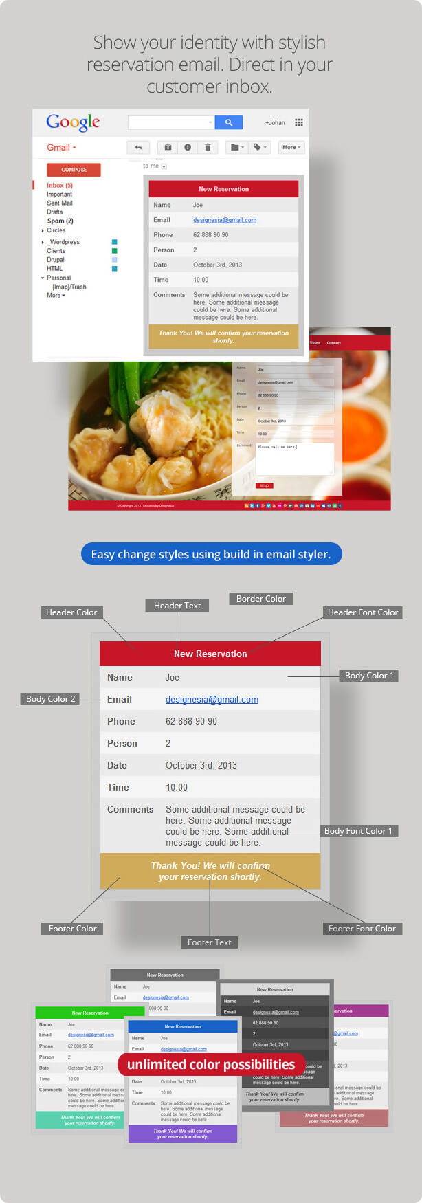 Lezzatos - Restaurant WordPress Theme - 3